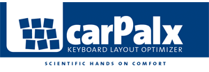 carpalx - keyboard layout optimizer