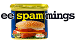 ee spammings - beautiful language of spam poetry