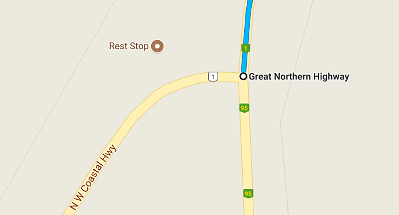 Longest Google Maps Route - Martin Krzywinski / Genome Sciences Center