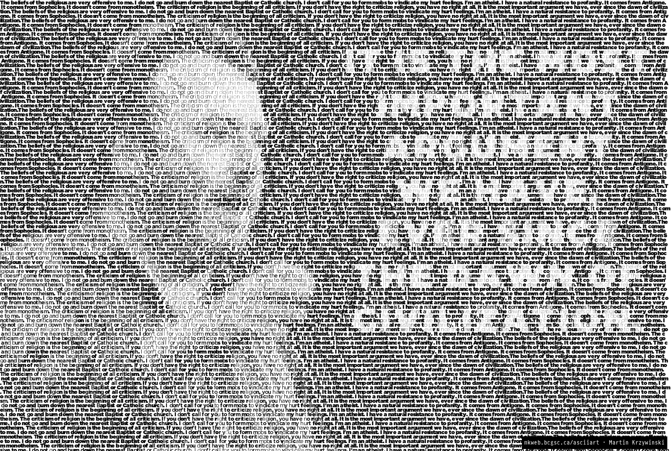 One Line Ascii Art New Year : Data visualization design and information munging martin