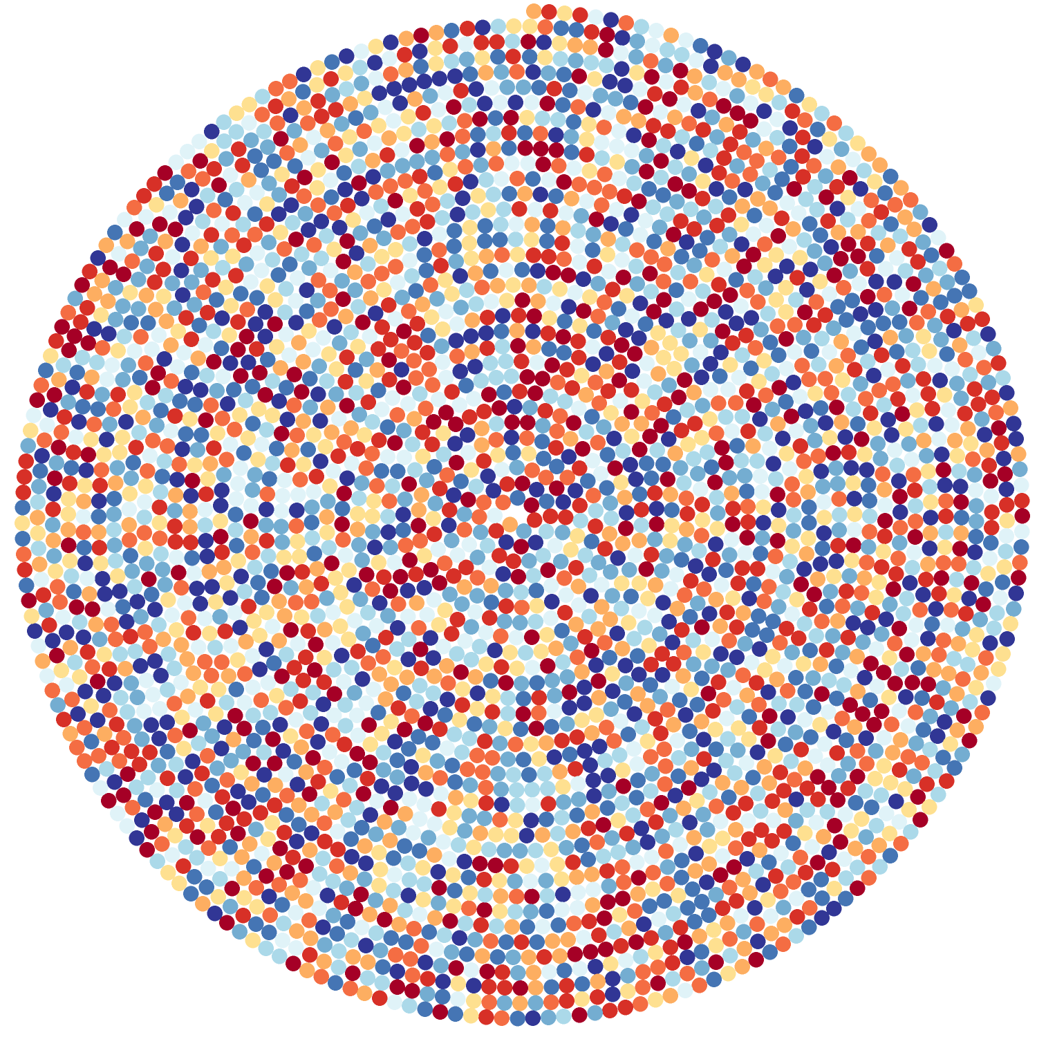 The first 3,422 digits of π.( PNG , BUY ARTWORK )