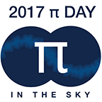 2017 Pi Day art - Martin Krzywinski / Canada's Michael Smith Genome Sciences Centre / mkweb.bcgsc.ca