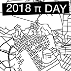2018 Pi Day art - Martin Krzywinski / Genome Sciences Center / mkweb.bcgsc.ca