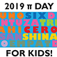 2019 Pi Day art - Kids' edition - Martin Krzywinski / Genome Sciences Center / mkweb.bcgsc.ca
